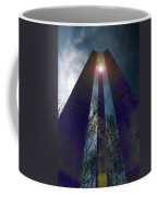 Uprightly Coffee Mug