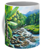 Upriver Coffee Mug