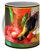 Upside Down Oriole Coffee Mug