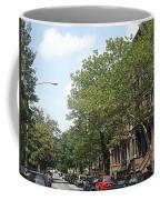 Uptown Ny Street Coffee Mug