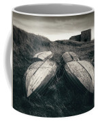 Upturned Boats Coffee Mug