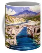 Ura E Mesit - Location Shkoder Albania Coffee Mug