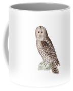 Ural Owl Coffee Mug