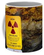 Uranium Mine In Capitol Reef Np Coffee Mug