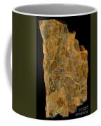Uranium Ore Conglomerate Coffee Mug
