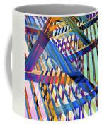 Urban Abstract 258 Coffee Mug