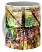 Urban Abstract 369 Coffee Mug