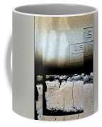 Urban Abstracts Seeing Double 19 Coffee Mug