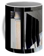 Urban Abstracts Seeing Double 64 Coffee Mug