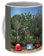 Urban Camping Coffee Mug