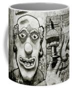 Urban Clown Coffee Mug