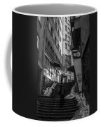 Urban Darkness Coffee Mug