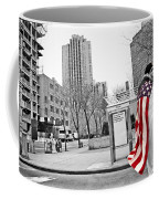 Urban Flag Man Coffee Mug