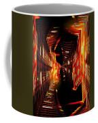 Urban Nightlights Coffee Mug