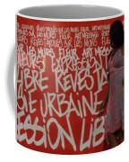Urban Paris Coffee Mug