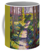 Urban Trail Climb Coffee Mug