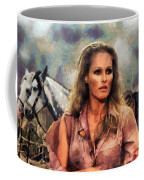 Ursula Andress Coffee Mug