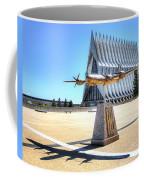 Us Air Force Academy Chapel Coffee Mug