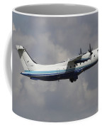 U.s. Air Force Dornier 328 Transiting Coffee Mug