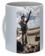 U.s. Air Force Member Calls For Air Coffee Mug