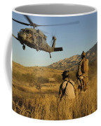U.s. Air Force Pararescuemen Signal Coffee Mug