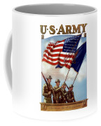 Us Army -- Guardian Of The Colors Coffee Mug