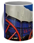U S Army Supply Wagon Coffee Mug