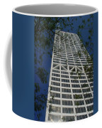 Us Bank With Trees Coffee Mug