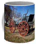 Us Buckboard Wagon Coffee Mug