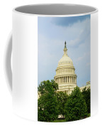 Us Capitol 2 Coffee Mug