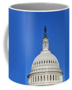 Us Capitol Building Dome Coffee Mug
