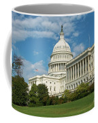 Us Capitol Washington Dc Coffee Mug
