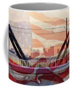 Us City Coffee Mug