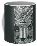 Us Dollar Eagle Coffee Mug