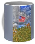 Us Flag 8091 Coffee Mug