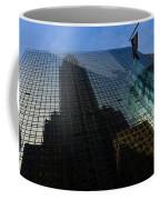 Us Flag Right Coffee Mug