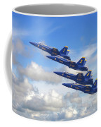 Us Navy - Blue Angels Coffee Mug