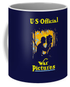 U.s. Official War Pictures Coffee Mug