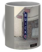 Us Route 66 Smaterjax Dwight Il Buick Signage Pa 04 Coffee Mug
