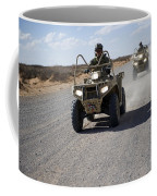U.s. Soldiers Perform Maneuvers Coffee Mug