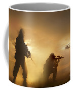 U.s. Special Forces Provide Security Coffee Mug