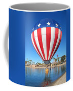 Usa Balloon Coffee Mug