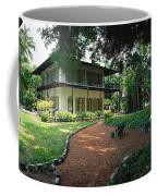 Usa, Florida, Key West, Ernest Coffee Mug