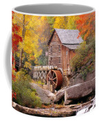 Usa, West Virginia, Glade Creek Grist Coffee Mug