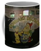 Usaf Museum B-29 Korea Coffee Mug