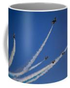 Usaf Thunderbirds Media Day 2 Coffee Mug