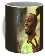 Usain Bolt  Coffee Mug