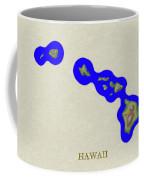 Usgs Map Of Hawaii Coffee Mug