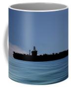 Uss Abraham Lincoln 1988 V4 Coffee Mug