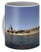 Uss Abraham Lincoln Coffee Mug